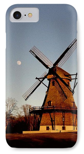 Fabyan Windmill IPhone Case by Ely Arsha