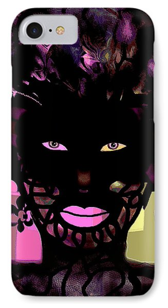 Facade IPhone Case by Natalie Holland