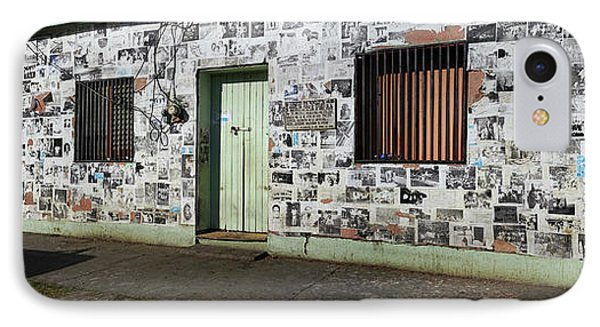 Facade Of A Building, Canton IPhone Case by Panoramic Images