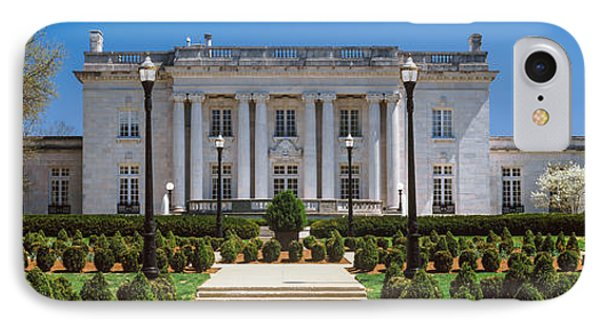 Facade Of The Kentucky Governors IPhone Case