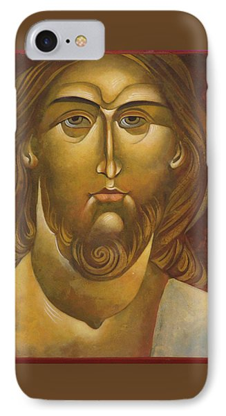 Face Of Christ Phone Case by Mary jane Miller