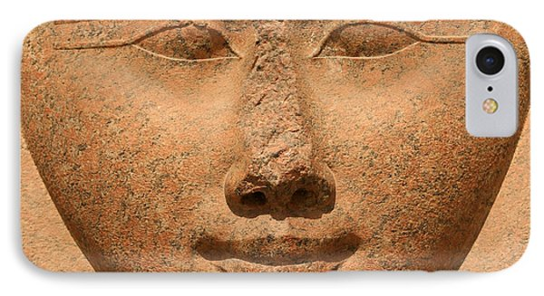Face Of Hathor Phone Case by Stephen & Donna O'Meara