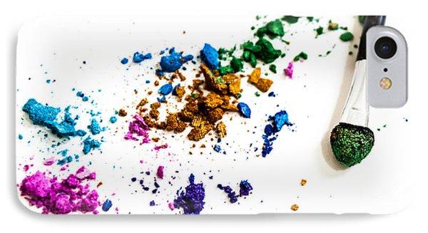 Face Paint IPhone Case by Elyssa Drivas