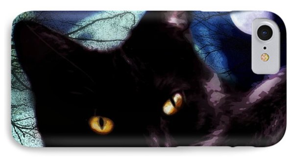 IPhone Case featuring the digital art Face Your Fears  by Mindy Bench