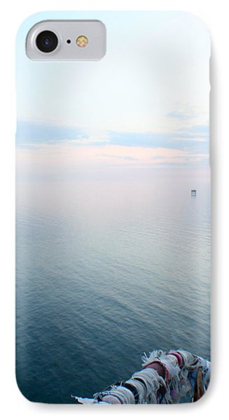 IPhone Case featuring the photograph Facing Yalta by Jon Emery