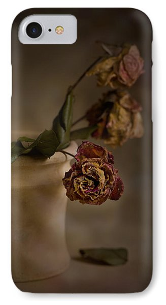 Fading Away IPhone Case by Trevor Chriss