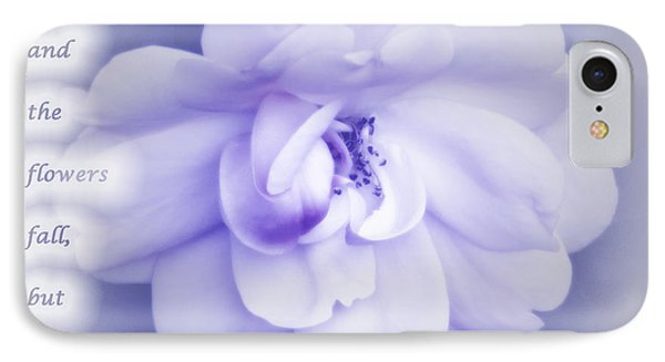 Fading Beauty IPhone Case