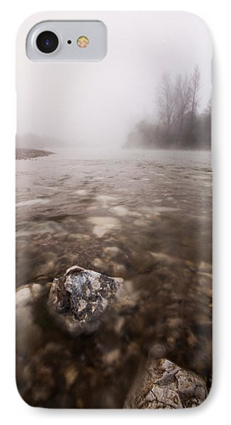 Fading IPhone Case by Davorin Mance