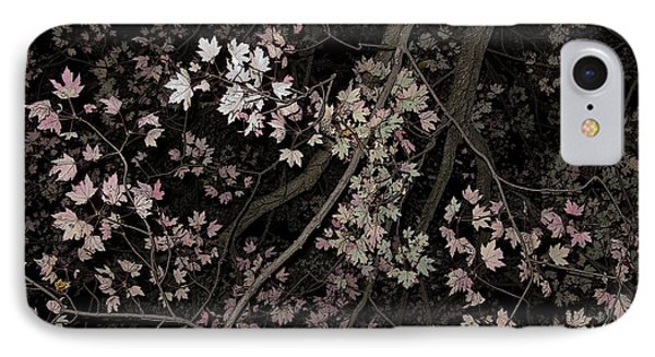 Fading Fall IPhone Case by Ann Horn