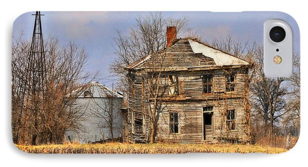 Fading Farm Phone Case by Marty Koch