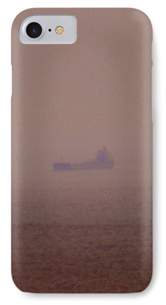 Fading Spector Of The Straits IPhone Case