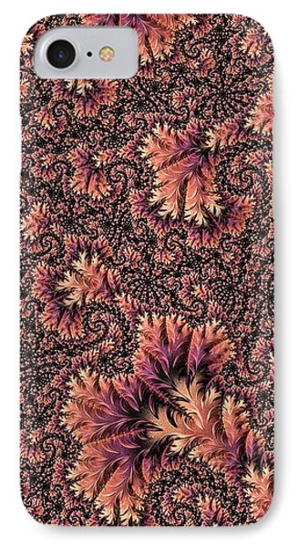 Faerie Forest Floor Ill IPhone Case by Susan Maxwell Schmidt