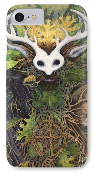 Faerie King IPhone Case