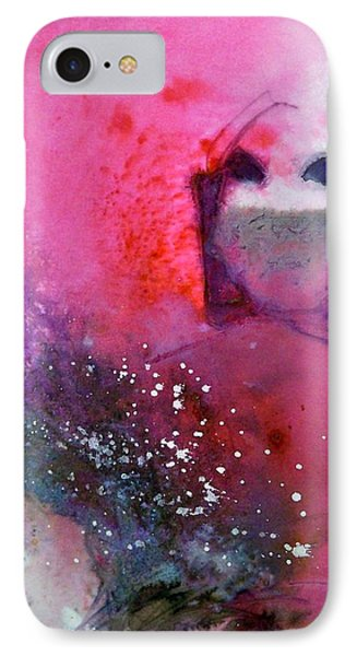 IPhone Case featuring the painting Shala by Ed  Heaton