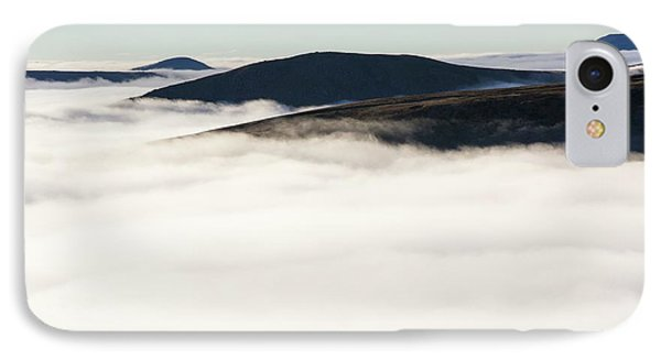 Fairfield From Red Screes IPhone Case
