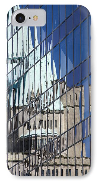 Fairmont Reflections IPhone Case by Ross G Strachan