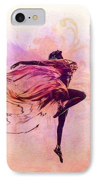 Fairy Dance IPhone Case by Lilia D