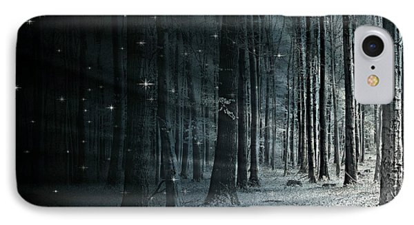 Fairy Forest IPhone Case by Heike Hultsch