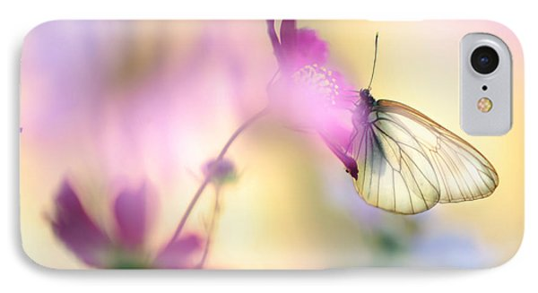 Fairy Light IPhone Case by Jenny Rainbow