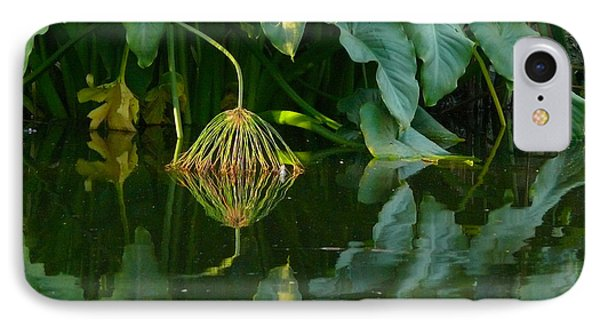 IPhone Case featuring the photograph Fairy Pond by Evelyn Tambour