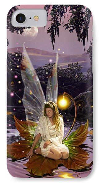 Fairy Princess IPhone Case by Garry Walton