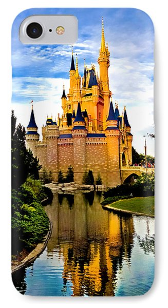 Fairy Tale Twilight IPhone Case by Greg Fortier