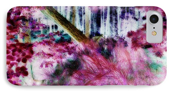 IPhone Case featuring the photograph Fairy Tropicolor by Jamie Lynn
