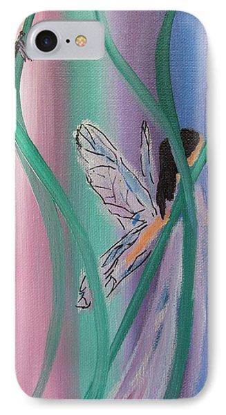 Fairyfly IPhone Case