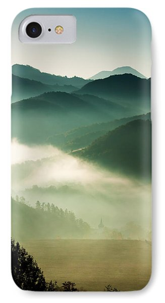 Fairyland Morning Phone Case by Mircea Costina Photography