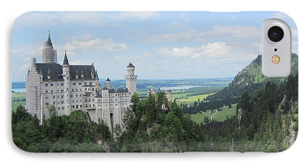 Fairytale Castle - 1 IPhone Case