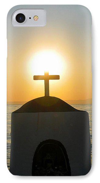 IPhone Case featuring the photograph Faith by Leena Pekkalainen