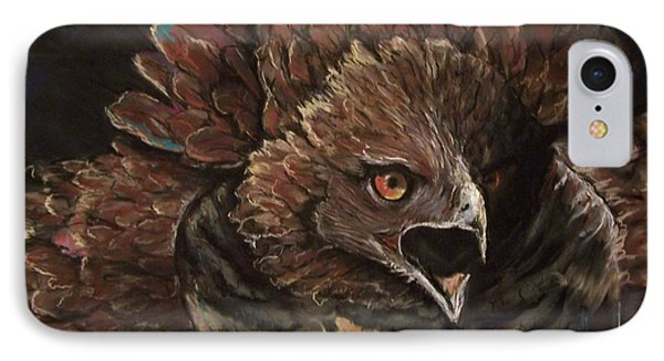 Falcon Opera  IPhone Case by Peter Suhocke