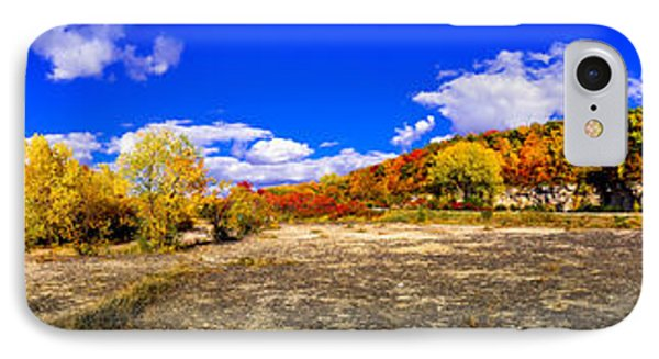 Fall All Around IPhone Case by Mark David Zahn