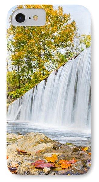 Fall At Buck Creek IPhone Case
