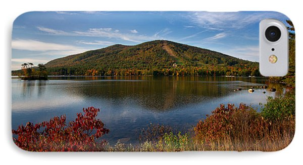 Fall At Shawnee Peak IPhone Case