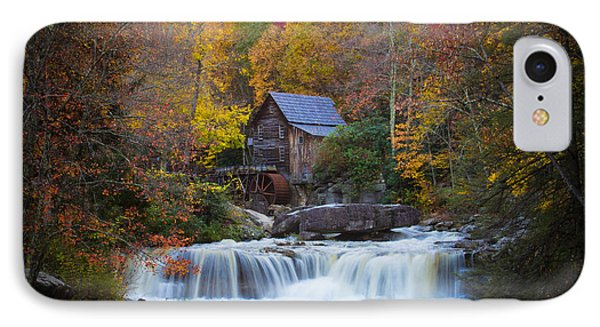Mill At Babcock State Park IPhone Case