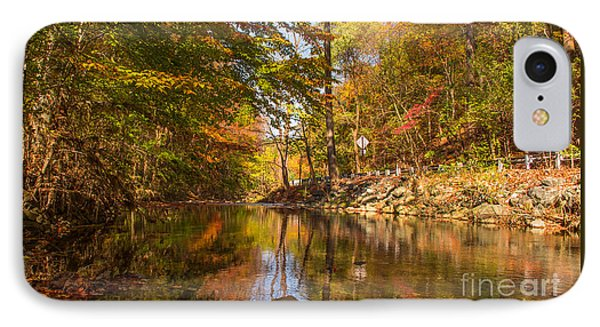 Fall At Valley Creek  Phone Case by Rima Biswas