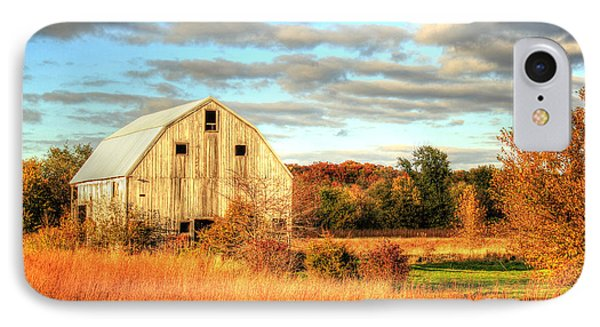 Fall Barn Beauty IPhone Case