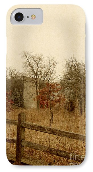 Fall Barn Phone Case by Margie Hurwich