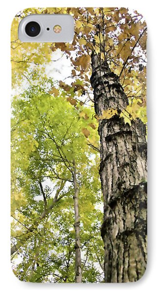 Fall Blur IPhone Case