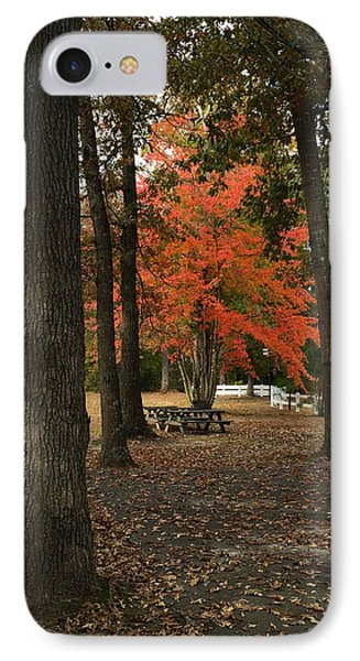 Fall Brings Changes  IPhone Case by Amazing Photographs AKA Christian Wilson