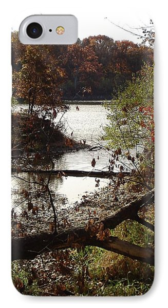 IPhone Case featuring the photograph Fall Colors by J L Zarek