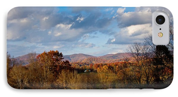 Fall Colors North Carolina Mountains IPhone Case by John Pagliuca