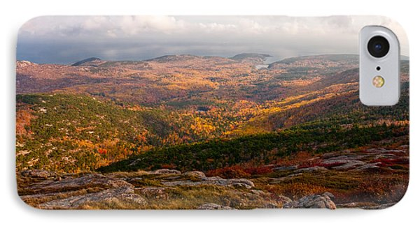 Fall Colors Of Acadia 6656 Phone Case by Brent L Ander