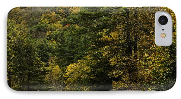 Fall Colors On Mohawk Trail Near Charlemont IPhone Case