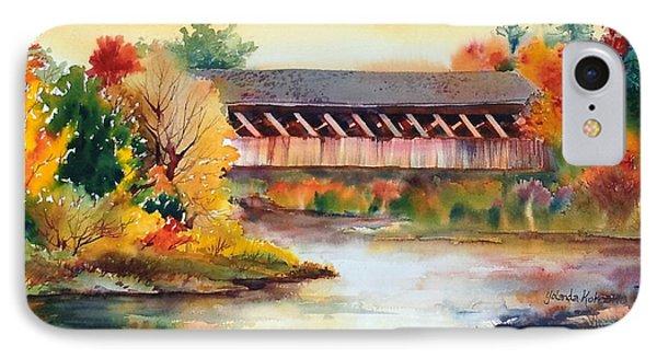 Fall Colors IPhone Case by Yolanda Koh
