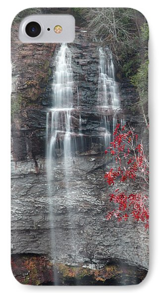 Fall Creek Falls  IPhone Case by Robert Camp