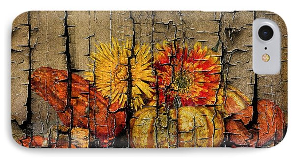 Fall Fading IPhone Case by Shirley Mangini