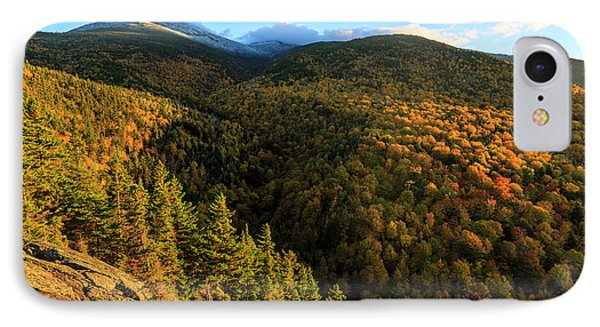 Fall Foliage On Mount Madison In New IPhone Case
