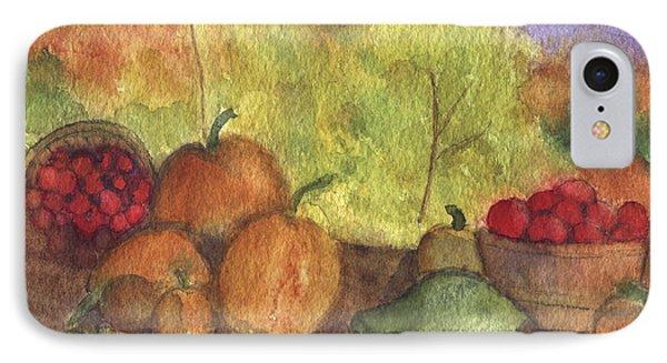 Fall Harvest IPhone Case by Ann Michelle Swadener